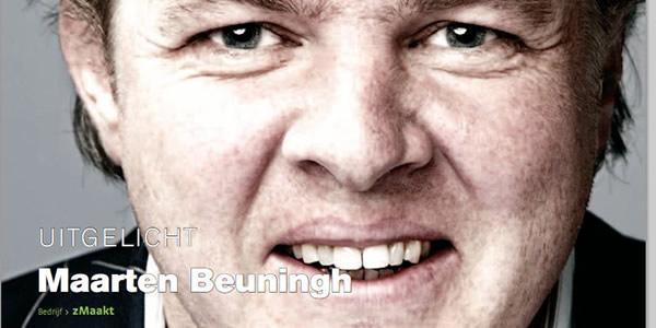 Uitgelicht: Interview met Maarten Beuningh