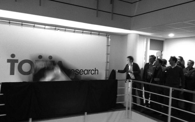 Opening nieuw kantoor Totta research door zMaakt!