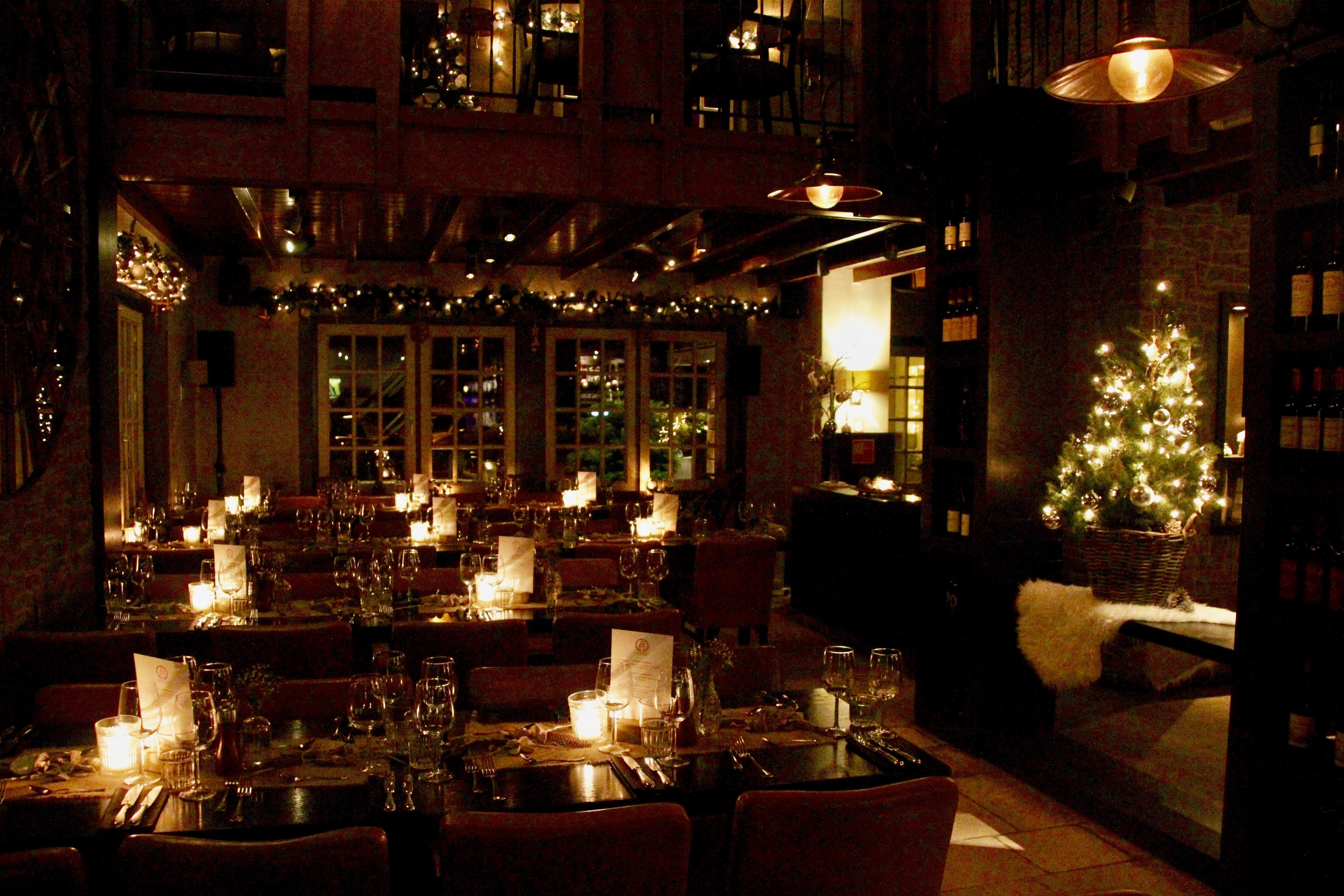 3. restaurant in kerstsfeer 2