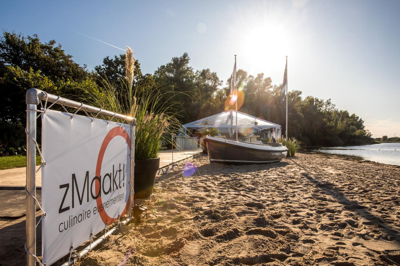 1. Mosseldiner 2019_zMaakt! bord en tent