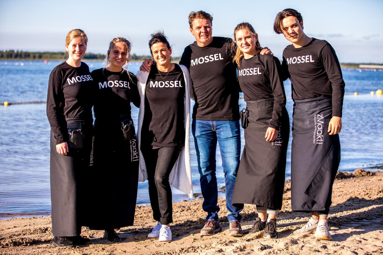 2. Mosseldiner 2019_het team