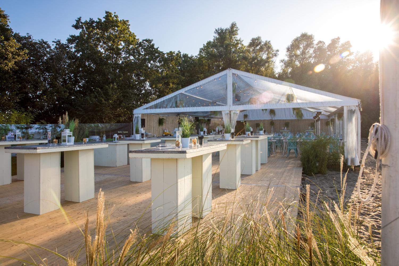 6b. Mosseldiner 2019_overzicht terras met tent