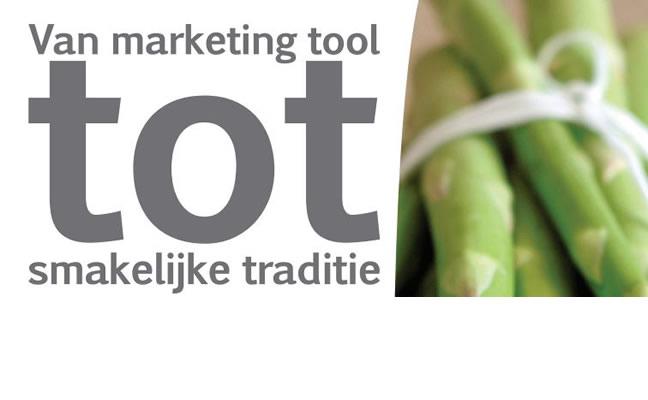 INTERVIEW: van marketing tool tot smakelijke traditie