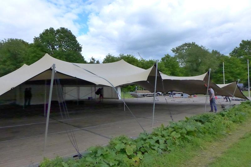2. opbouw tent